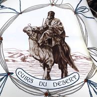 Hermès Cuirs du Desert Scarf