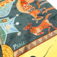 Hermès Rêve d'Australie Shawl