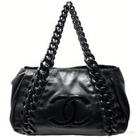 Chanel Rhodoid East West Tote Bag