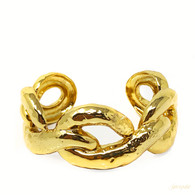 Alexis Bittar Gold Chain Cuff