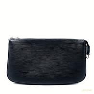 Louis Vuitton Black Pochette Accessoires