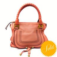 Chloé Coral Marcie Bag