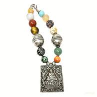 Bobbie Medlin Buddha Necklace