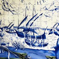 Hermès Azulejos Scarf