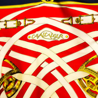 Hermès Cavalcadour Scarf