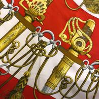 Hermès Cliquetis Scarf