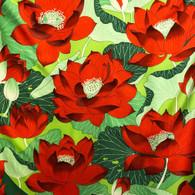 Hermès Fleurs de Lotus Scarf