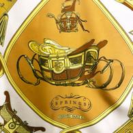 Hermès Springs Scarf
