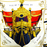 Hermès Vue de Carrosse Scarf