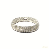 Tiffany & Co. Mesh Bracelet