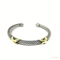 David Yurman Double Station Bracelet