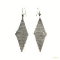 Tiffany & Co. Mesh Earrings