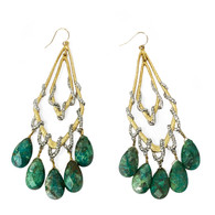 Alexis Bittar Chandelier Earrings