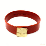 Ferragamo Leather Bracelet