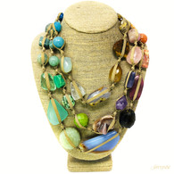 Stephen Dweck Rainbow Necklace