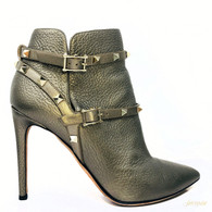 Valentino Rockstud Ankle Boot