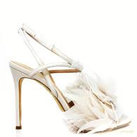 Pour la Victoire Feather Heels
