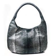 Devi Kroell Silver Handbag