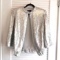 Akris Sequin Jacket