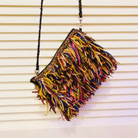 Private Listing Fringe Purse