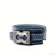 Hermès Lizard Cuff
