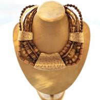 Vintage Monies Necklace