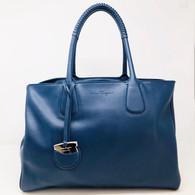 Ferragamo Navy Handbag
