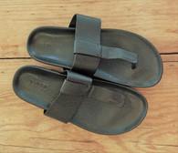 Vince Black Sandals