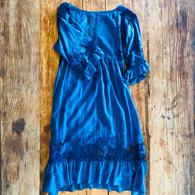 Akemi + Kim Cerulean Blue Dress