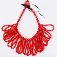 Bimba Y Lola Red Necklace