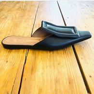 Marni Black Slides