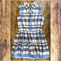 Opening Ceremony Plaid Dress