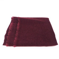 Etro Burgundy Shawl
