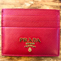 Private Listing Prada Card Case