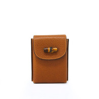 Gucci Tan Playing Cards Case