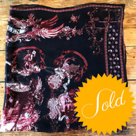 Private Listing Alexander McQueen Printed Scarf