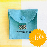 Private Listing Tiffany & Co. Celtic Knot Necklace