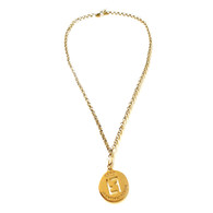"Fendi ""ID"" Necklace"