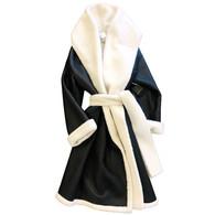 Rosetta Getty Shearling Coat
