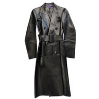 Ralph Lauren Leather Trench Coat