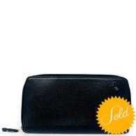 Chanel Zip-Around Wallet