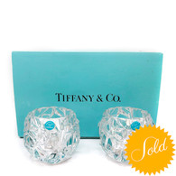 Tiffany & Co. Candleholders