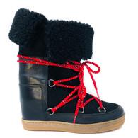 Isabel Marant Shearling Boots