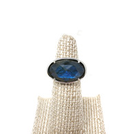 Sheryl Lowe Labradorite Ring
