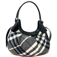 Burberry Plaid Handbag