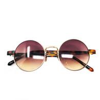 Linda Farrow Brown Sunglasses