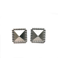 YSL Clip Earrings