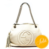 Gucci Soho Fringe Handbag