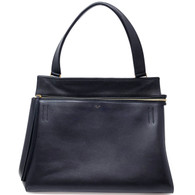 Céline Navy Edge Bag