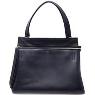 Céline Navy Edge Bag
